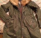 Парка куртка Lost Ink новая размер М