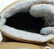 Adidas ботинки утепленные