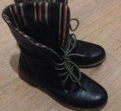 Ботинки  36размер