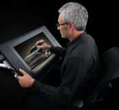 Графический планшет WACOM Cintiq 24HD Touch