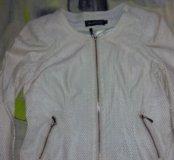 Куртка с перфорацией