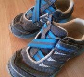 ботинки летние для мальчика merell р.28