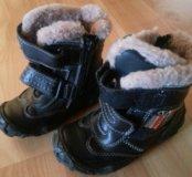 ботинки зимние для мальчика р 28