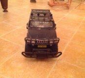 Радиоуправляемая машина Hummer H2 70см