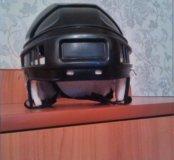 Шлем хоккейный с маской