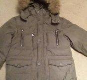 Куртка зимняя (пуховик) на рост 168-172
