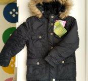 Куртка парка 116р