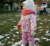 Костюм весна -осень до 80 см