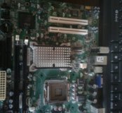 Материнская плата Intel D945GCPE