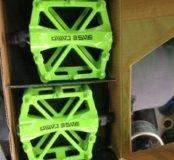 Новые алюминиевые педали