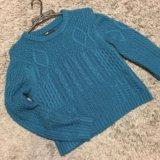 Изумрудный свитер oodgi