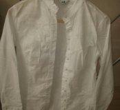 Новая рубашка с кружевом фирмы adL