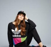 Толстовка adidas originals by Rita Ora