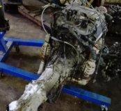 Двиготель с трансмисеей
