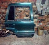 Jeep Grand Cherokee wj wg дверь