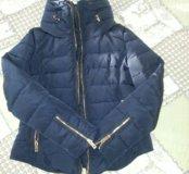 Куртка женская весна осень zara
