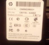 Принтер hp D1660 series