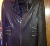 Куртка натуральная кожа, 46