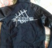 Adidas.Спортивная курточка