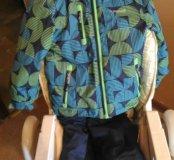 Горнолыжный мембранный костюм 104