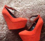 Шикарные туфли Sasha Fabiani
