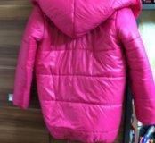 Куртка Зефирка осень - зима