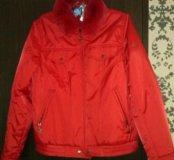 Женская демисезонная куртка Саваж