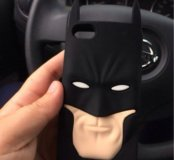 Чехол Бэтмен на 5 айфон