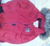 Куртка шведской фирмы оригинал 150 см