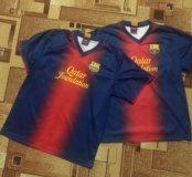 Футболка футбольная Barcelona Messi