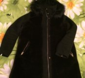 Пальто-Шубка меховая