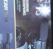Микрофон на dslr  камеры