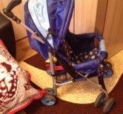 Прогулочная коляска ( летняя) BALU