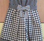 Красивое платье Mayoral,рост 122.