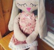 Текстильная кукла-сплюшка