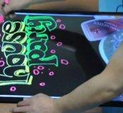 Доска LED для рисования