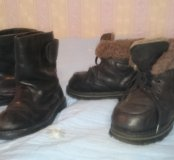 Зимняя обувь 28 размер