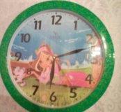 Часы настенные Винкс
