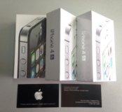 iPhone 4s, 16GB, Black/ White