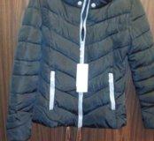 Осенняя куртка(новая с биркой)