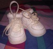 Детские ботиночки-кроссовочки
