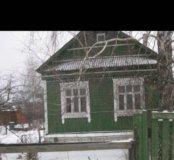 Продам  дом 50кв.м. На участке 8 соток.