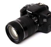 D600 Canon
