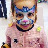 Аквагрим на детские мероприятия