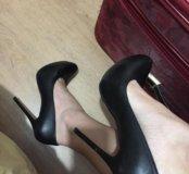 Туфли натуральные 35 р-р