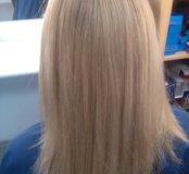 Восстановление волос молекулярным коктейлем