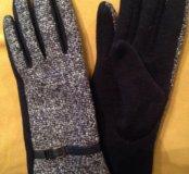 Тёплые перчатки