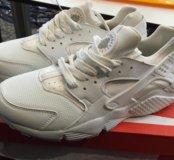 Новые Nike Huarache white