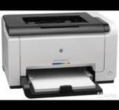 Картриджи HP Laserjet 126A для принтера HP CP1025