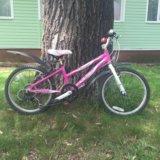 Велосипед для девочки (KHS)